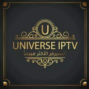 اشتراك سنة Universe IPTV