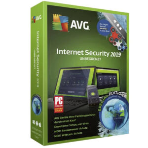 AVG Internet Security 2019 – 1 PC 1 Year